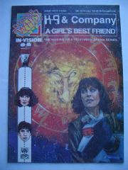 Doctor Who K-9 & Company In-Vision #53 Sarah Jane Smith